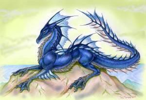 бдгородный дракон